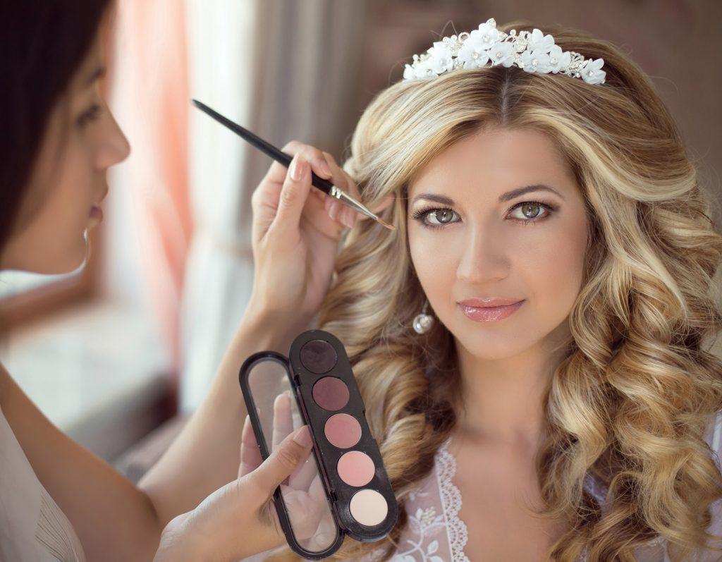 Макияж на свадьбу в томске